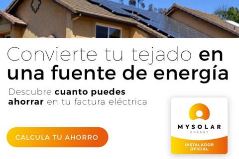Convierte tu tejado en una fuente de energía