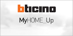 btcino MyHome_Up